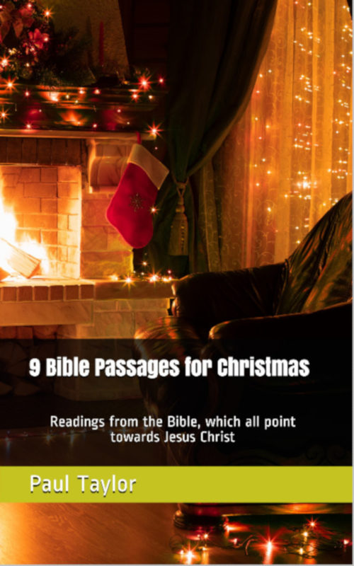 9 Bible Passages for Christmas